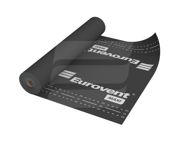 Difuzinė plėvelė Eurovent Maxi