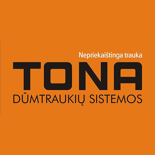 Tona Dūmtraukiai